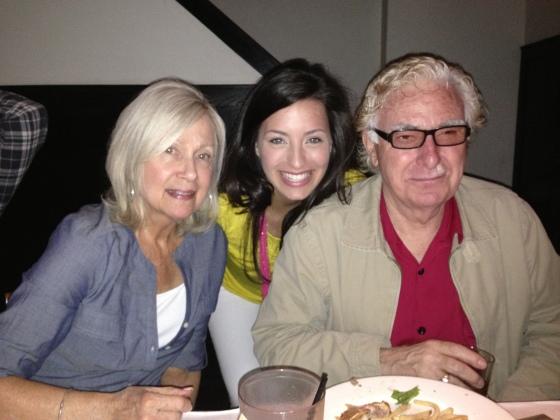 Nana, Me, and Poppa